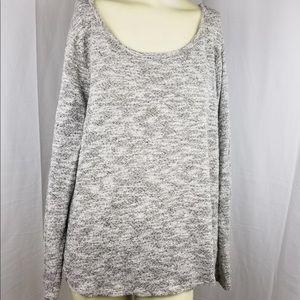 Lane Bryant Sweater 22/24 w/ Lace